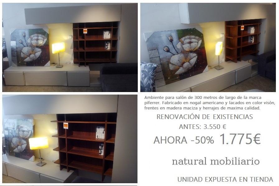 Muebles  renovaci�n existencias