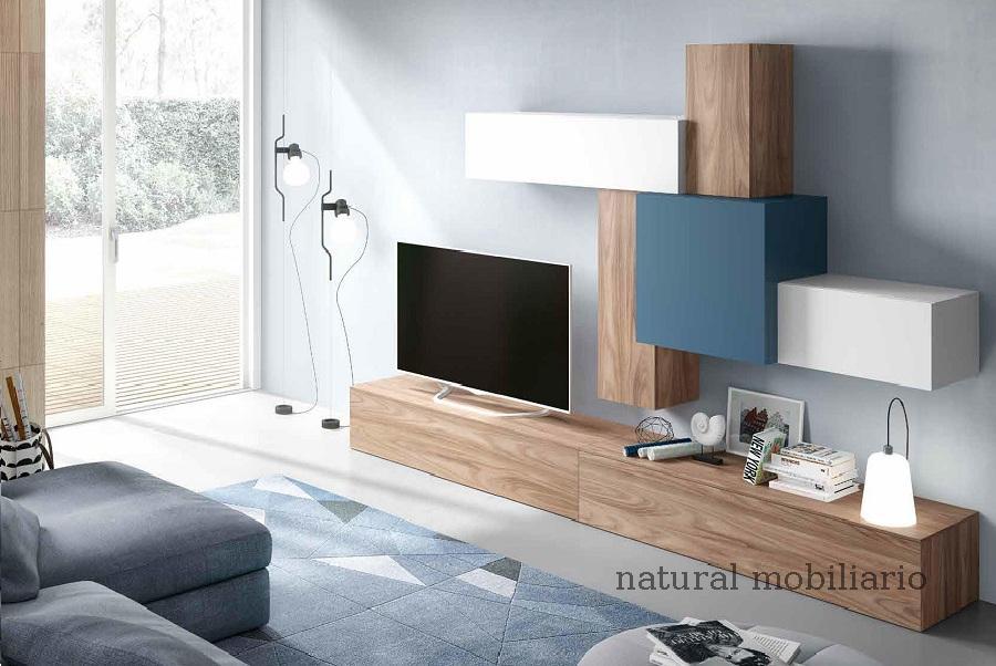 Muebles Modernos chapa natural/lacados salon apilable moderno1-87mese552