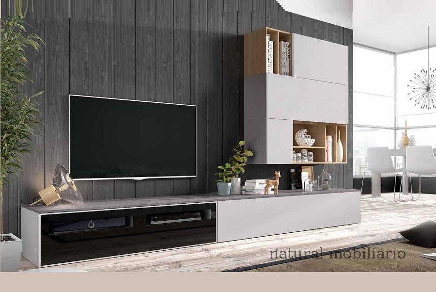 Muebles Modernos chapa natural/lacados salon apilable moderno1-87mese562