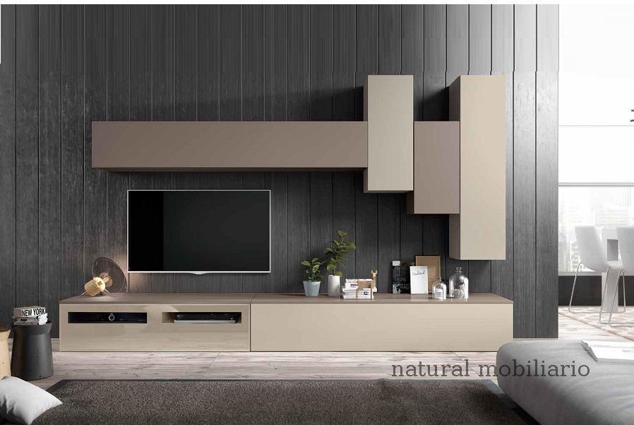 Muebles Modernos chapa natural/lacados salon apilable moderno1-87mese563