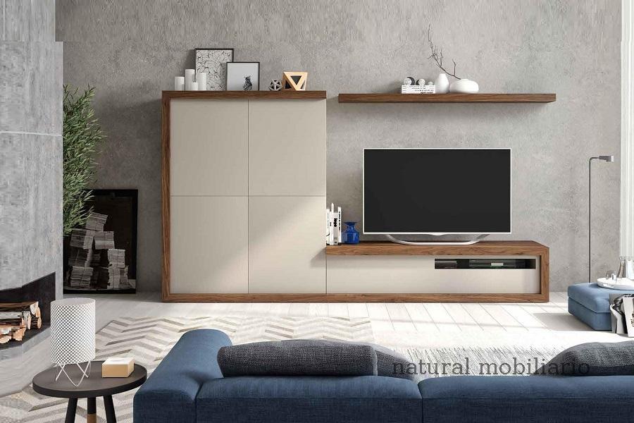 Muebles Modernos chapa natural/lacados salon apilable moderno1-87mese557