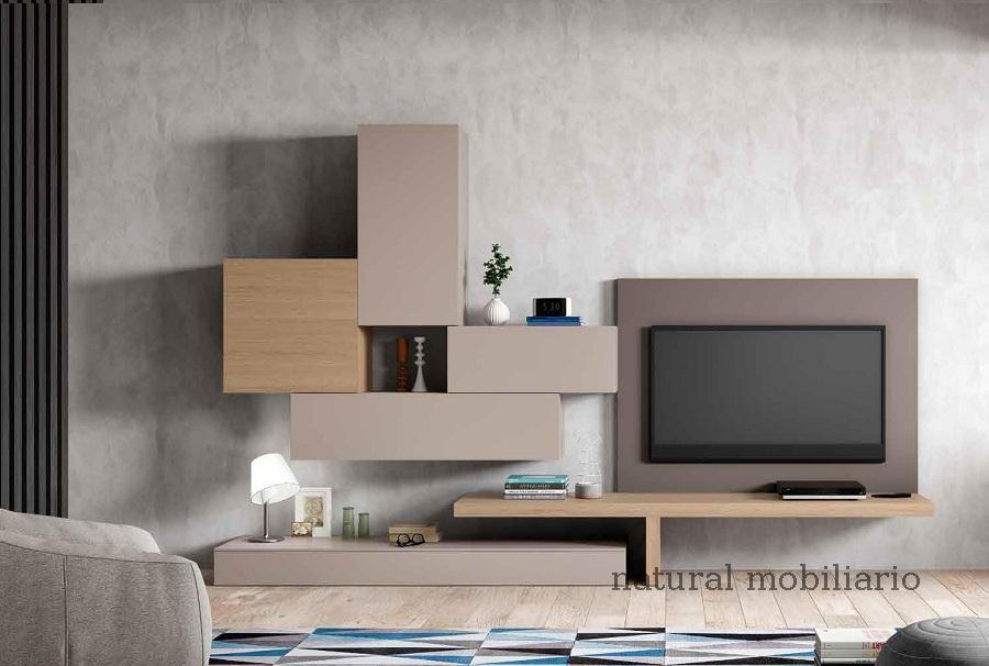 Muebles Modernos chapa natural/lacados salon apilable moderno1-87mese554