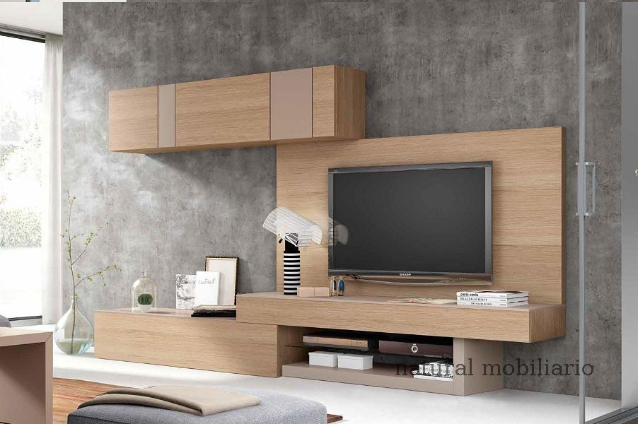 Muebles Modernos chapa natural/lacados salon apilable moderno1-87mese555