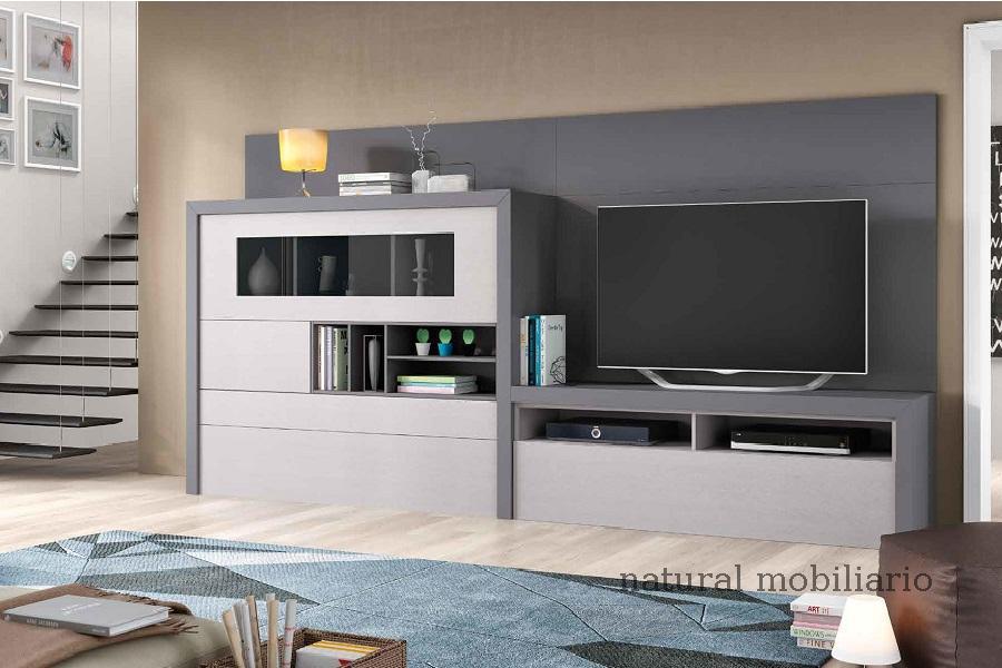 Muebles Modernos chapa natural/lacados salon apilable moderno1-87mese564