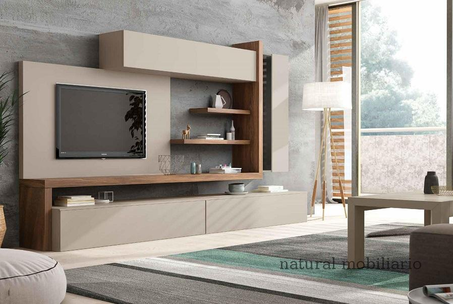 Muebles Modernos chapa natural/lacados salon apilable moderno1-87mese558