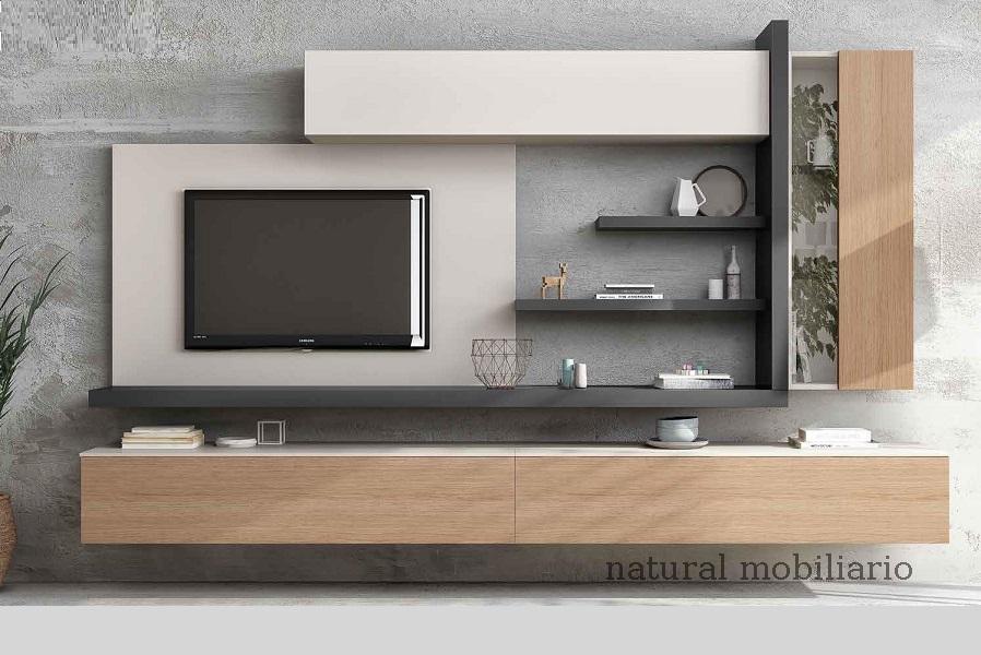 Muebles Modernos chapa natural/lacados salon apilable moderno1-87mese559