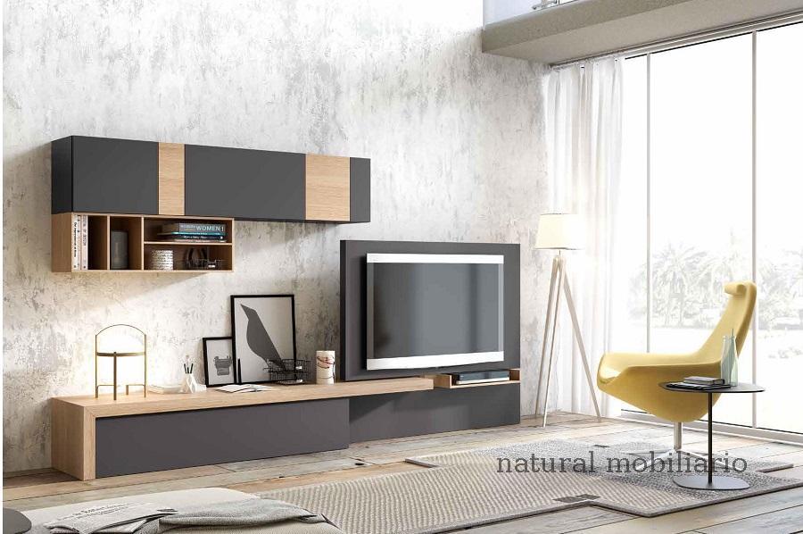 Muebles Modernos chapa natural/lacados salon apilable moderno1-87mese565
