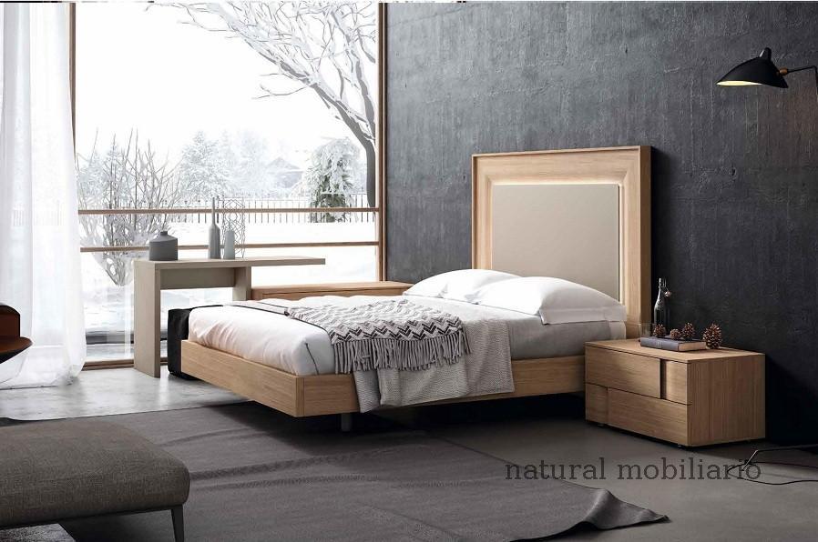 Muebles Modernos chapa natural/lacados dormitorio mese  1-87-424