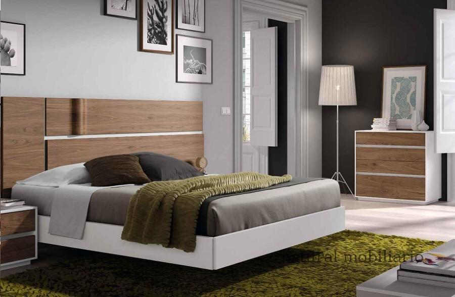 Muebles Modernos chapa natural/lacados dormitorio mese  1-87-426