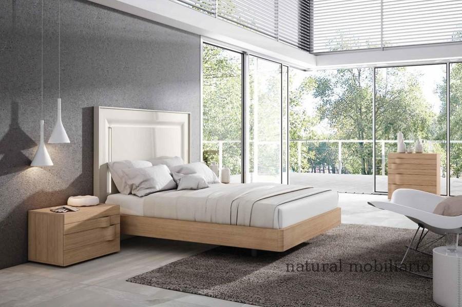 Muebles Modernos chapa natural/lacados dormitorio mese  1-87-422