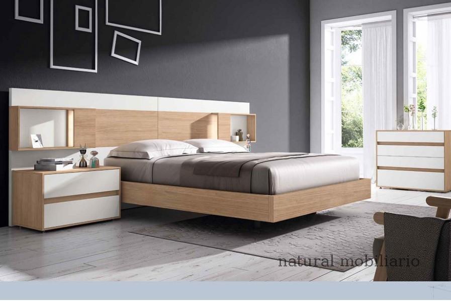 Muebles Modernos chapa natural/lacados dormitorio mese  1-87-414