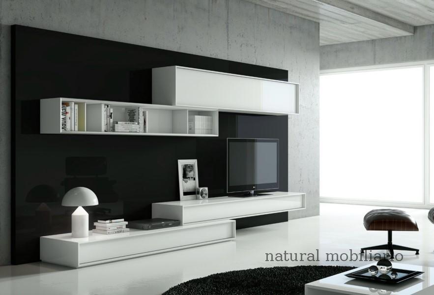 Muebles Modernos chapa natural/lacados salones brit 1-672-205