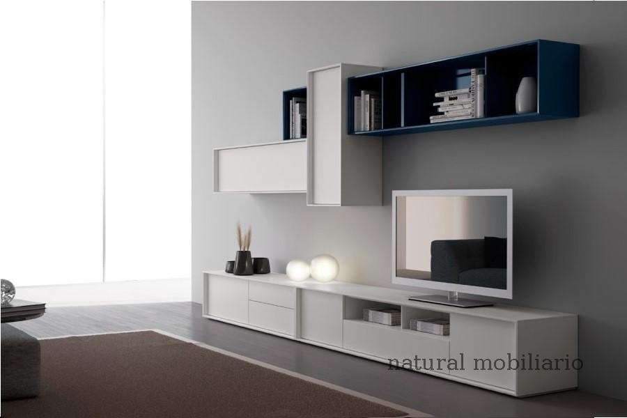 Muebles Modernos chapa natural/lacados salones brit 1-672-200