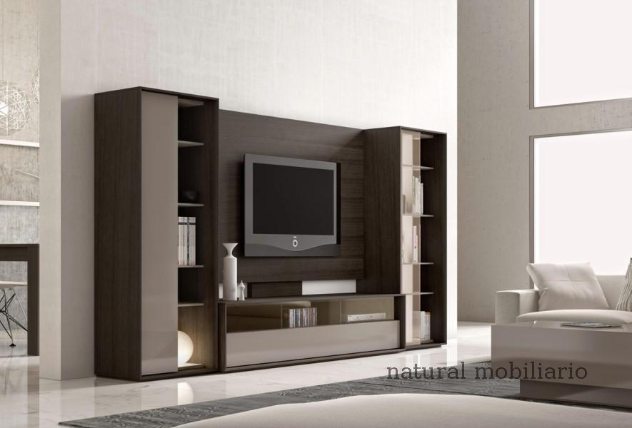 Muebles Modernos chapa natural/lacados salones brit 1-672-215