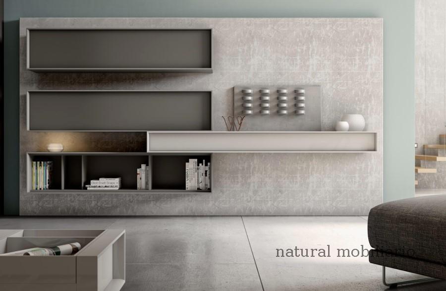 Muebles Modernos chapa natural/lacados salones brit 1-672-207