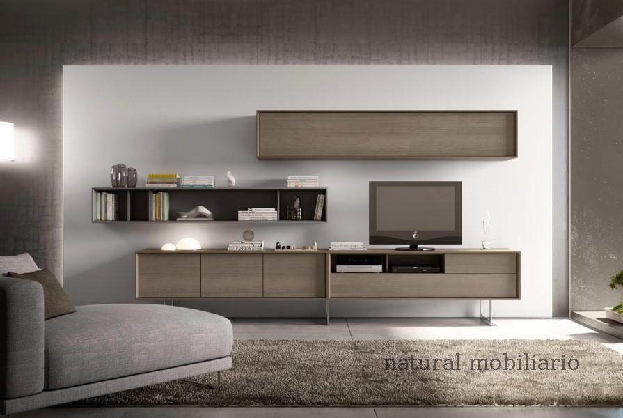 Muebles Modernos chapa natural/lacados salones brit 1-672-208