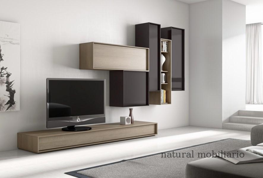 Muebles Modernos chapa natural/lacados salones brit 1-672-206