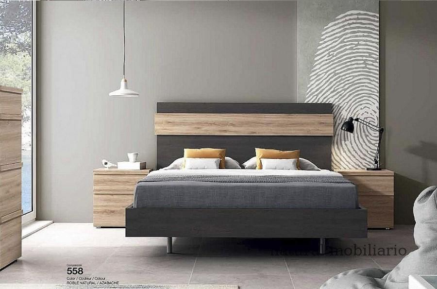Muebles  dormitorio ram 1-062- 357