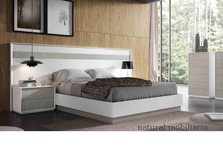 Muebles Modernos chapa natural/lacados dormitorio cubi 1-144 - 331
