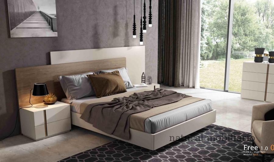 Muebles Modernos chapa natural/lacados dormitorio cubi 1-144 - 338