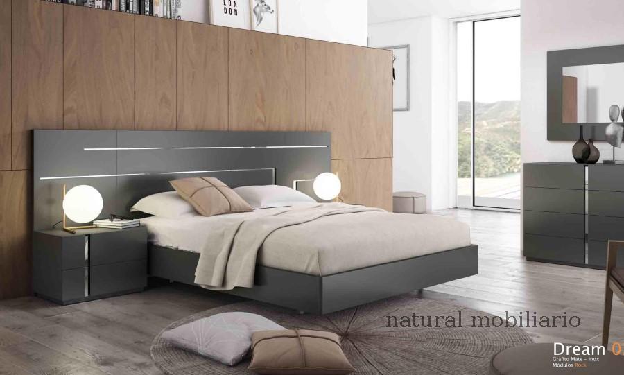 Muebles Modernos chapa natural/lacados dormitorio cubi 1-144 - 317