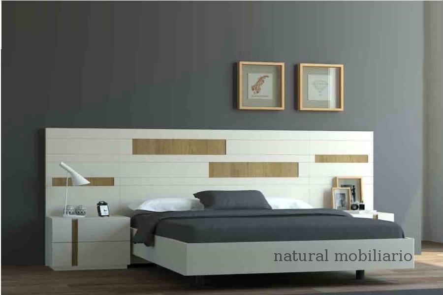 Muebles Modernos chapa natural/lacados dormitorio cubi 1-144 - 309