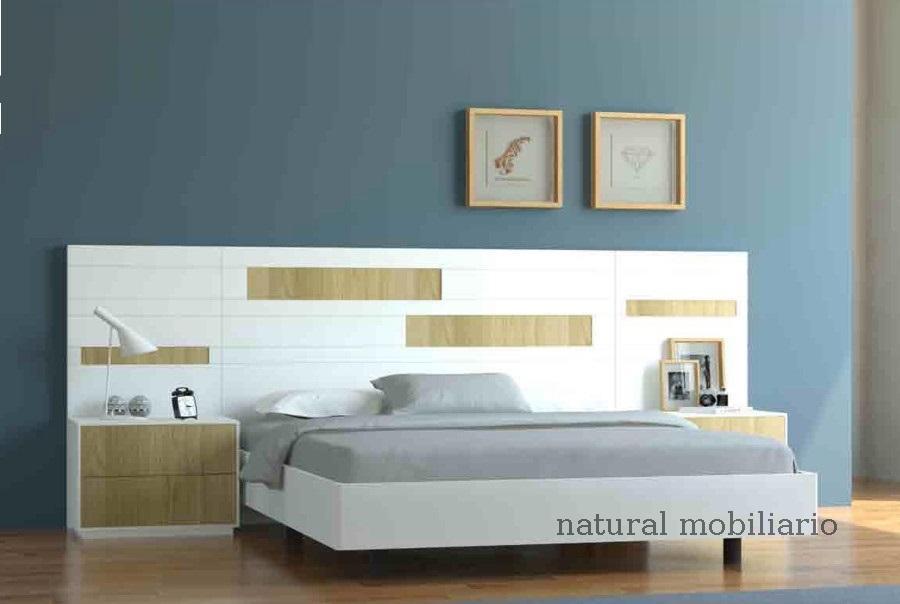 Muebles Modernos chapa natural/lacados dormitorio cubi 1-144 - 310