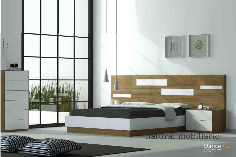 Muebles Modernos chapa natural/lacados dormitorio cubi 1-144 - 308