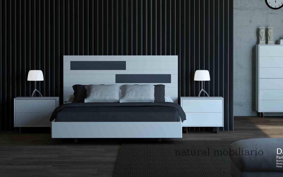Muebles Modernos chapa natural/lacados dormitorio cubi 1-144 - 315