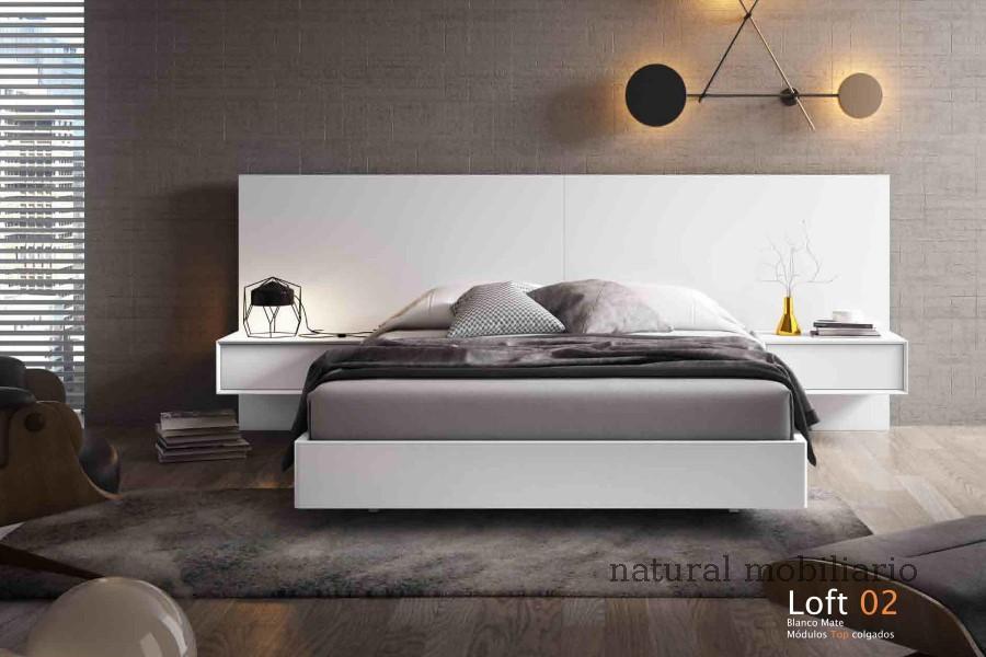 Muebles Modernos chapa natural/lacados dormitorio cubi 1-144 - 327
