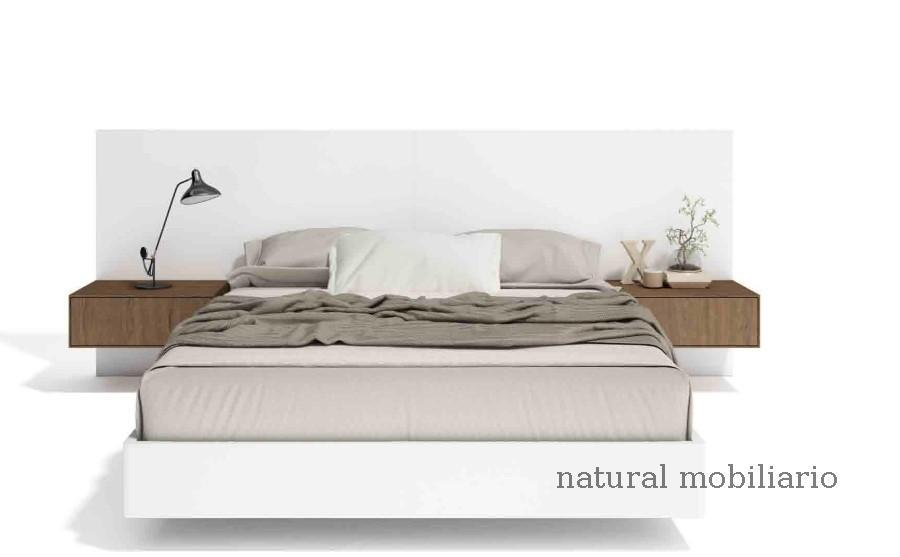 Muebles Modernos chapa natural/lacados dormitorio cubi 1-144 - 326