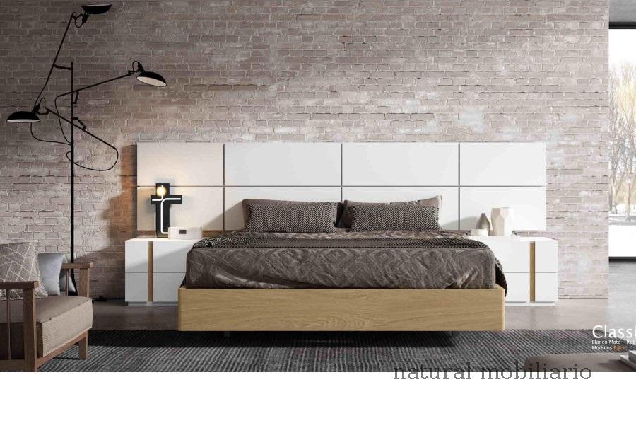 Muebles Modernos chapa natural/lacados dormitorio cubi 1-144 - 341