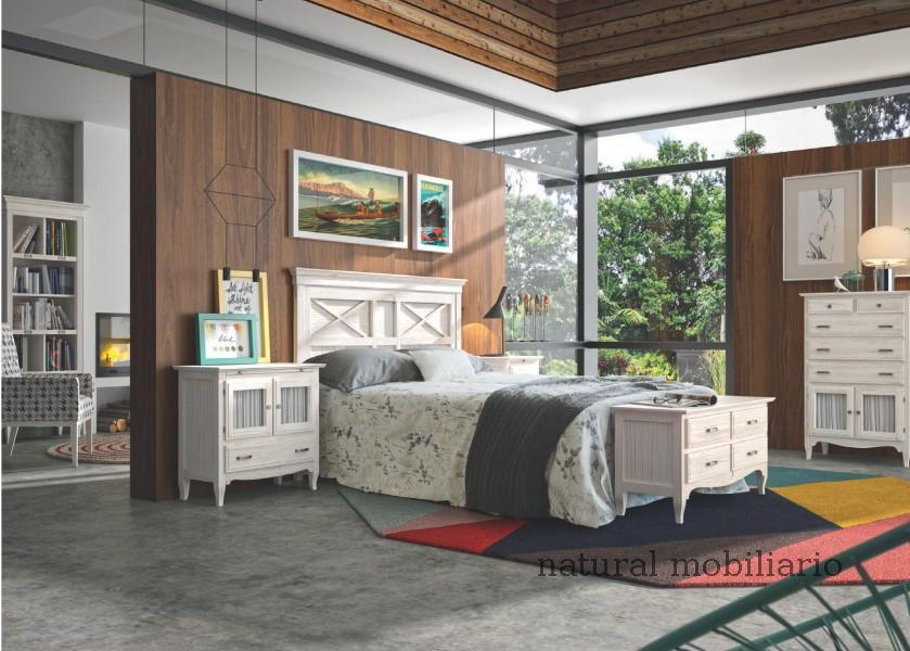 Muebles Rústicos/Coloniales dormitorio seys 489