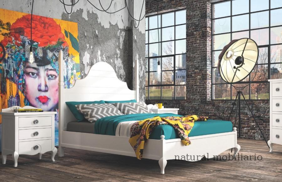 Muebles Rústicos/Coloniales dormitorio seys 475