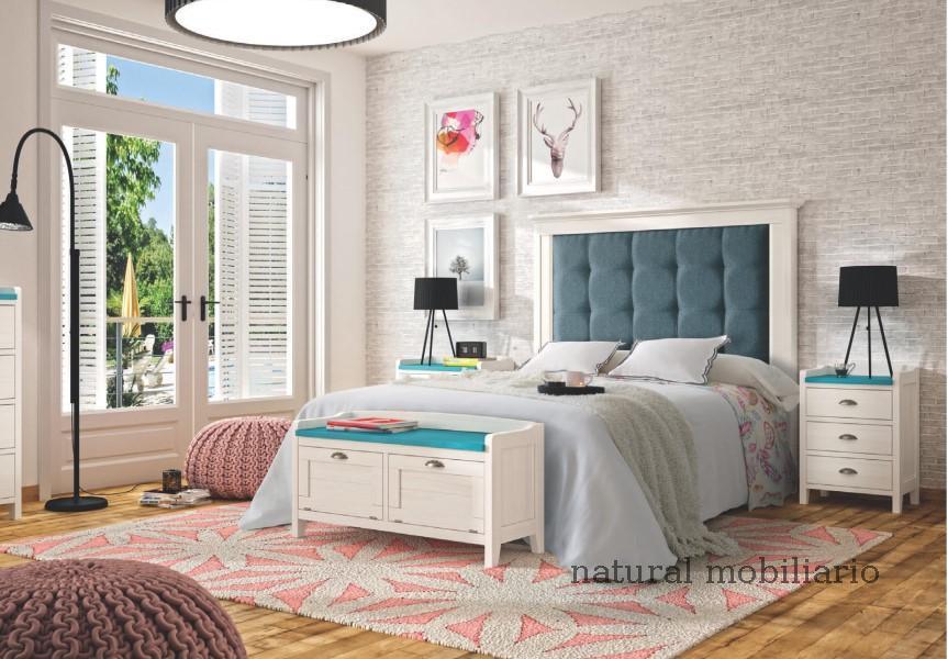 Muebles Rústicos/Coloniales dormitorio seys 462
