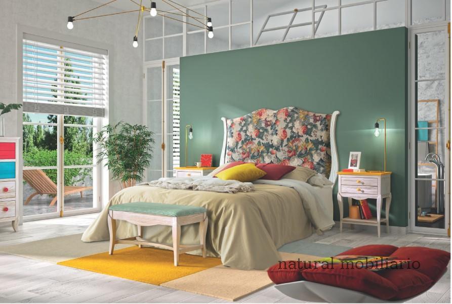 Muebles Rústicos/Coloniales dormitorio seys 480