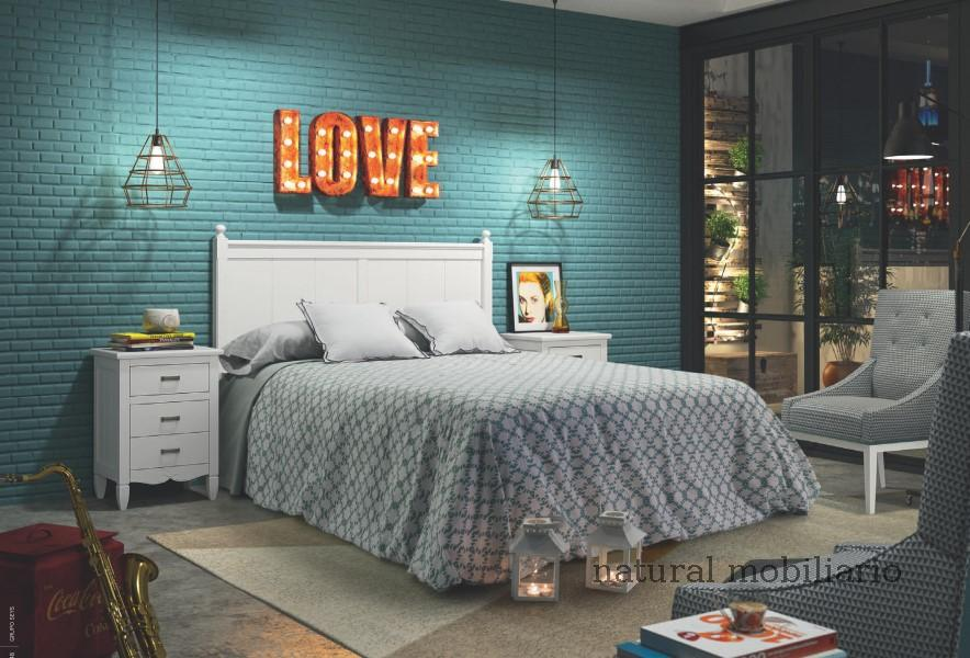 Muebles Rústicos/Coloniales dormitorio seys 461