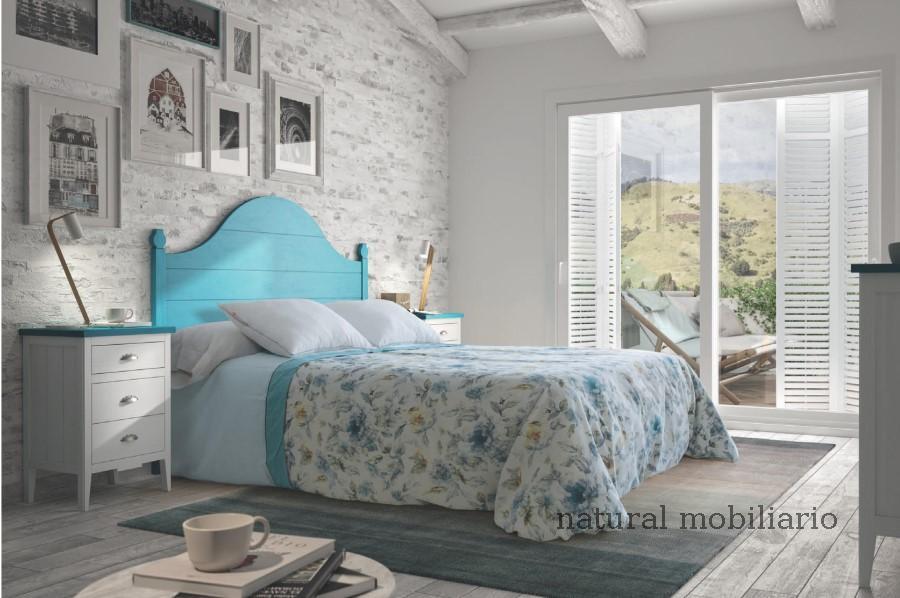 Muebles Rústicos/Coloniales dormitorio seys 470