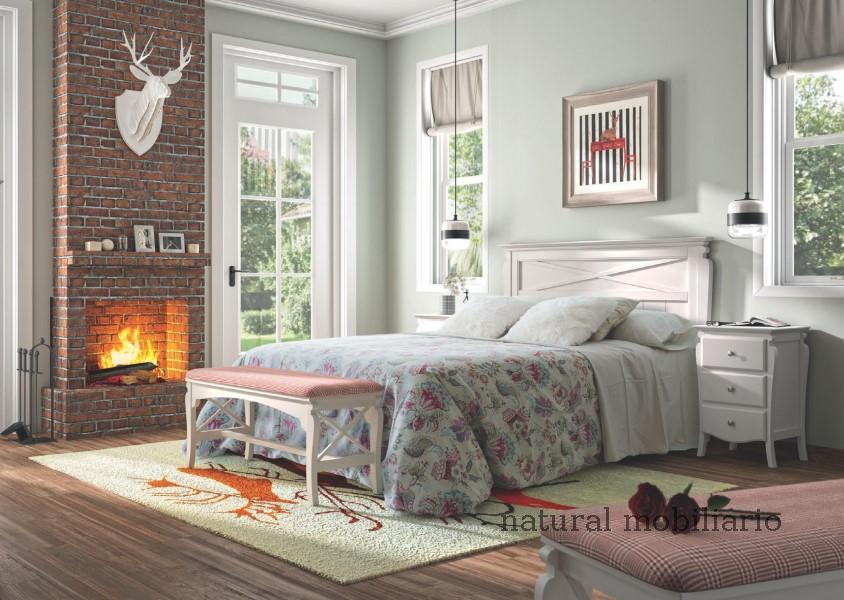 Muebles Rústicos/Coloniales dormitorio seys 492