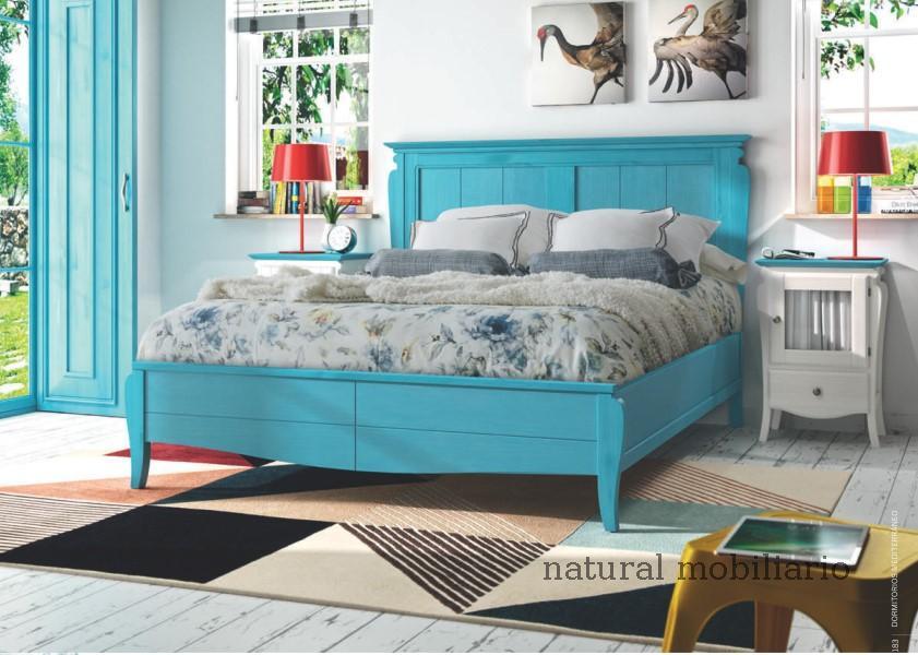Muebles Rústicos/Coloniales dormitorio seys 493