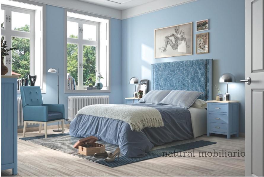 Muebles Rústicos/Coloniales dormitorio seys 453