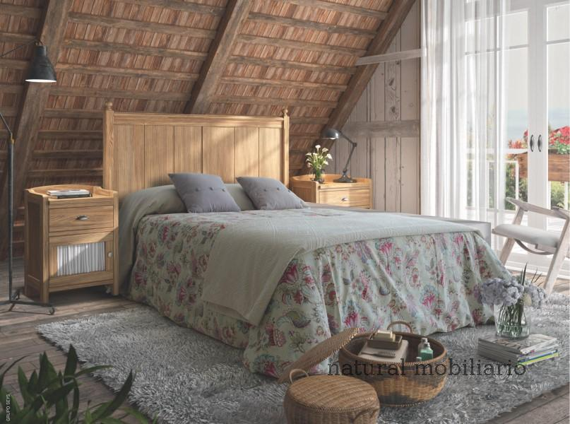 Muebles Rústicos/Coloniales dormitorio seys 468