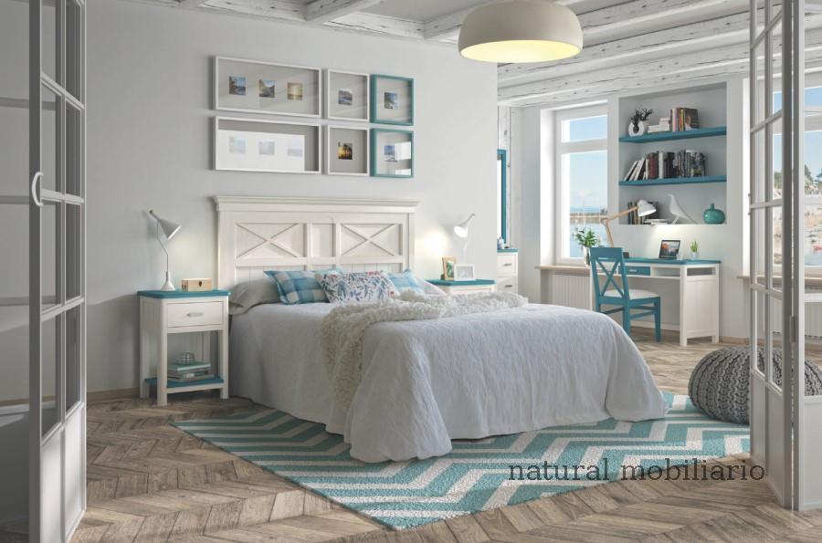 Muebles Rústicos/Coloniales dormitorio seys 454