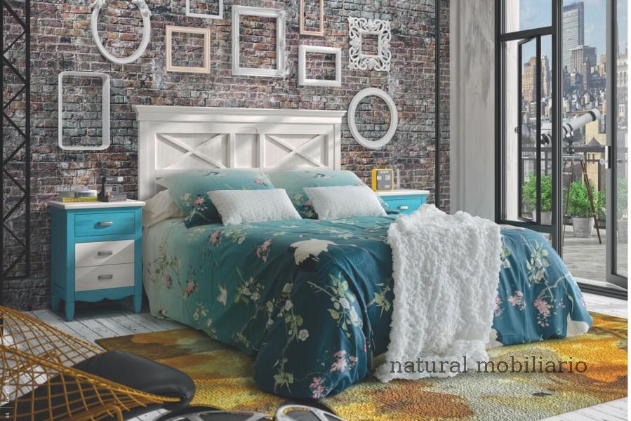 Muebles Rústicos/Coloniales dormitorio seys 460