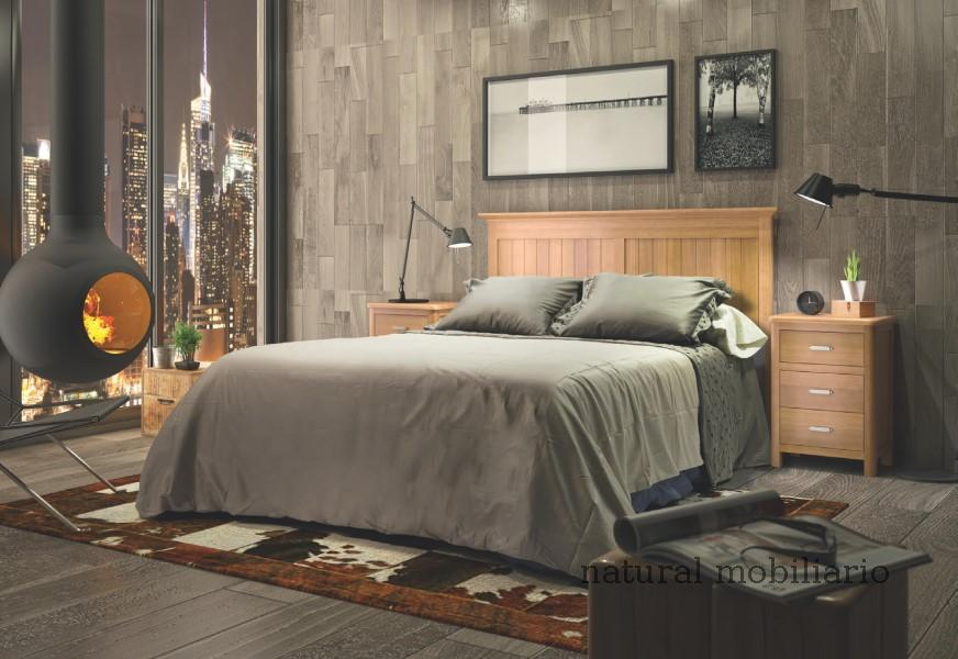 Muebles Rústicos/Coloniales dormitorio seys 455