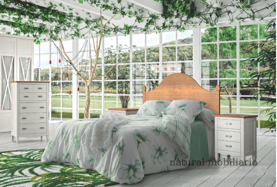 Muebles Rústicos/Coloniales dormitorio seys 458