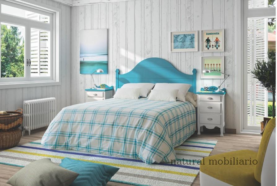 Muebles Rústicos/Coloniales dormitorio seys 479