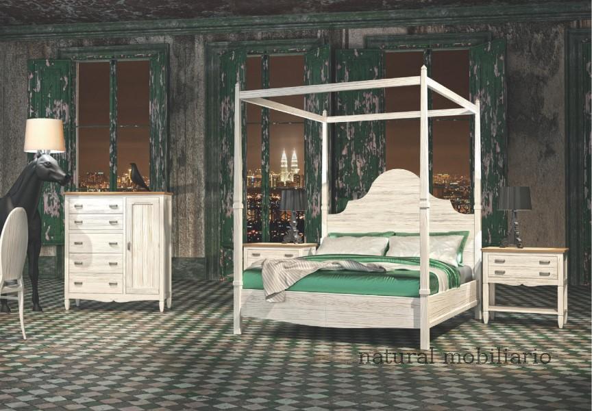 Muebles Rústicos/Coloniales dormitorio seys 457