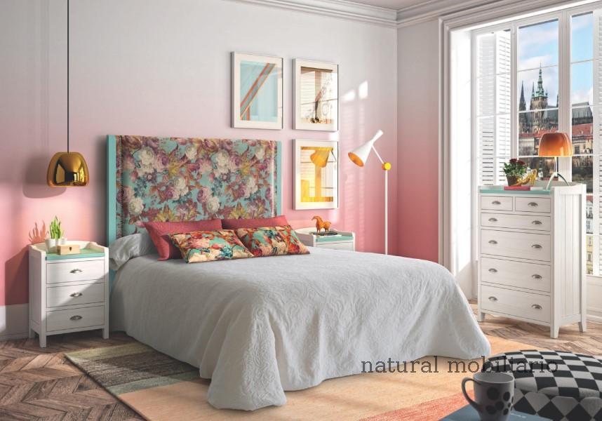 Muebles Rústicos/Coloniales dormitorio seys 463