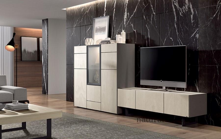 Muebles Modernos chapa sint�tica/lacados salon ka 1-23-429